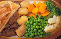 Простой тест позволит оценить качество диеты