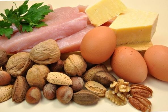 Дефицит протеинов портит фигуру