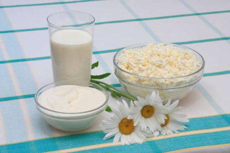 Молочные диеты наиболее эффективно помогают худеть