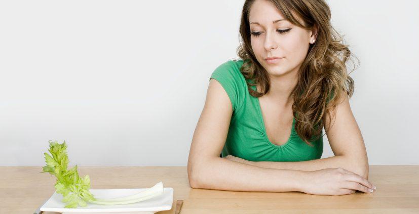 Типичные ошибки в борьбе с лишним весом