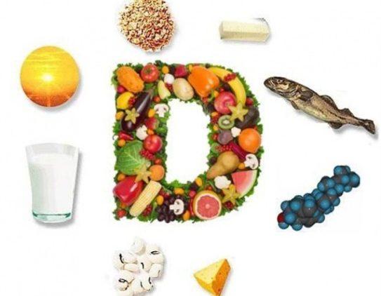 Витамин D и кальций помогают похудеть