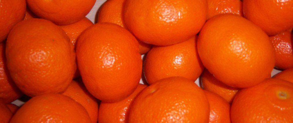 Мандарины помогают избавиться от лишнего веса