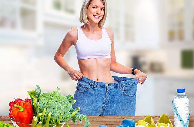 Лучшая диета. Как сбросить вес и не поправиться