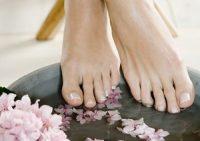 ТОП-6 причин делать ножные ванны с яблочным уксусом