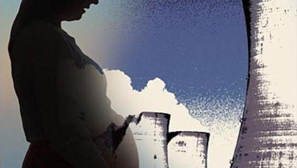 Отравленный воздух городов очень вреден для беременных