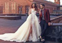 Актуальные тренды свадебной моды 2017