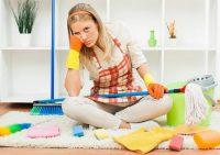 Регулярная уборка в доме может негативно повлиять на здоровье