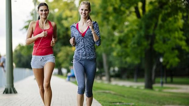 Тренировка без диеты не приводит к потере веса