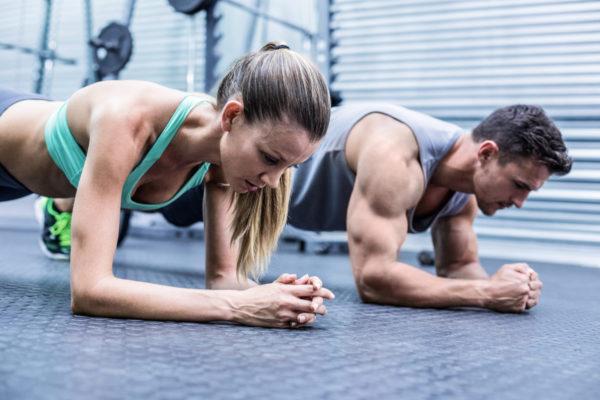 Женщины быстрее адаптируются к физическим нагрузкам