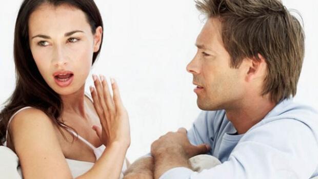 Женское ворчание положительно отражается на самочувствии мужчин