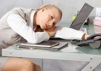 Признаки того, что работа вредит здоровью