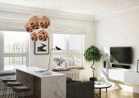 Многофункциональность в квартире с маленькой площадью
