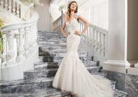 Свадебная «русалка»