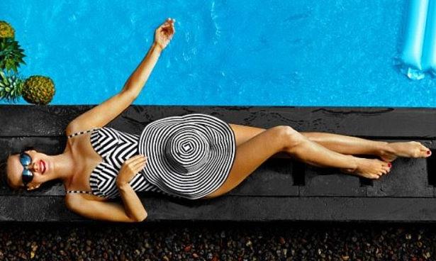 Солнечные ванны в отпуске помогут похудеть зимой