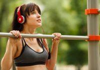 Музыка на тренировках меняет ритмы мозга