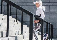 Регулярный подъем по лестнице позволит женщинам ослабить симптомы менопаузы