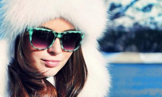 Снег и солнце грозят ожогами глаз