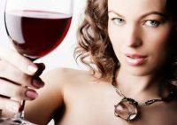 Один бокал вина в день полезен для здоровья — медики