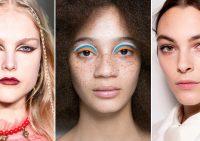 Модный макияж осень-зима 2018