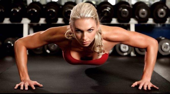 Увлеченность спортом делает женщин бесплодными
