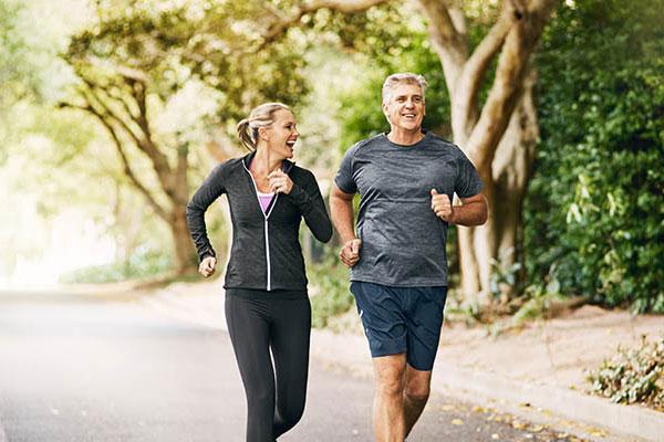 Здоровый спорт для похудения