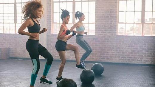 Ученые доказали пользу физических упражнений для женщин