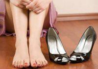 Лучшие средства для натертых ног