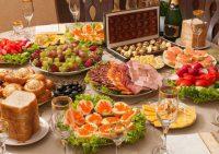 Продукты новогоднего стола могут быть опасны
