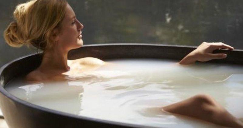Горячая ванна сжигает калории наравне с прогулкой