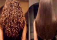 Кератиновое выпрямление делает волосы красивыми внешне и здоровыми внутри