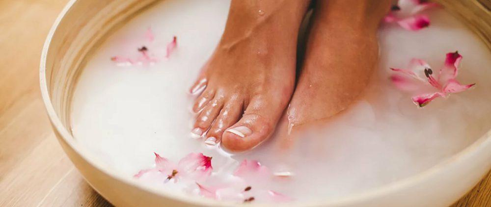 4 советов, как побороть неприятный запах ног