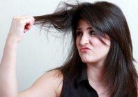 Лучшие домашние средства от жирных волос