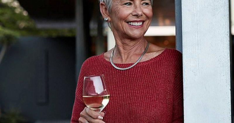 Вино может быть полезно после 50 лет
