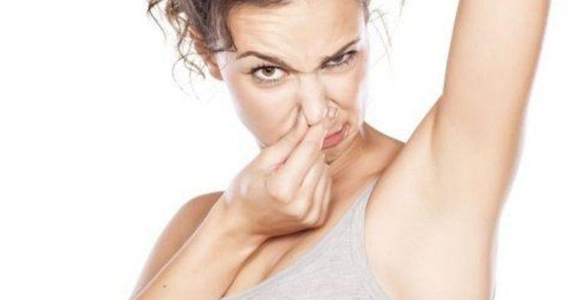 Домашние средства против пахнущих подмышек
