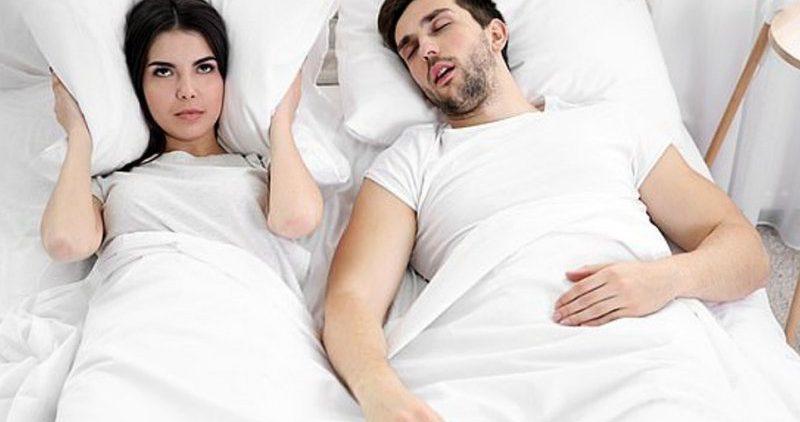 Сон в разных комнатах спасает брак