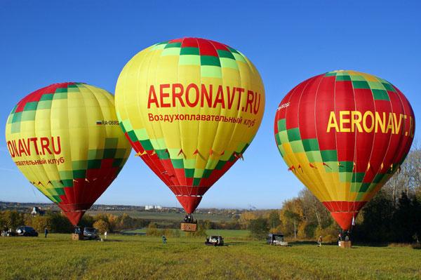 Полет на воздушном шаре в Москве: как организовать невероятное приключение?