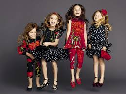 Взрослая мода для детей: тенденции, принты и стили