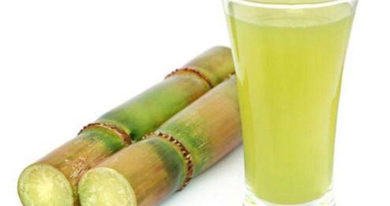 Сок из сахарного тростника поможет похудеть