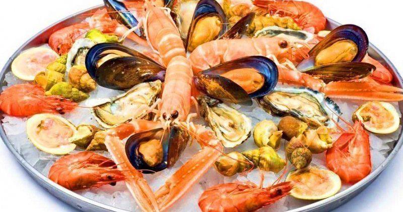 Морепродукты помогут снизить вес и похудеть