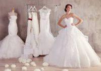 Особенности выбора свадебного платья в зависимости от сезона
