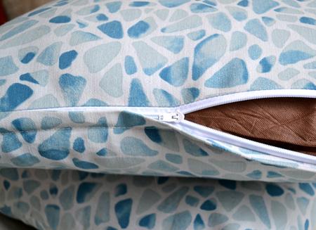 Как сшить чехол на подушку