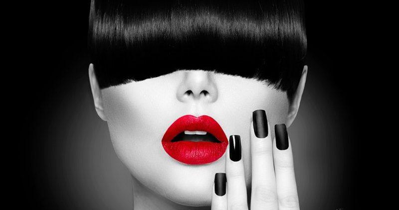 Идеальные чёрно-белые фотографии: 5 правил макияжа для них