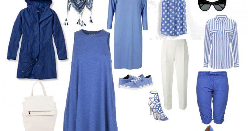 Базовый женский гардероб на лето