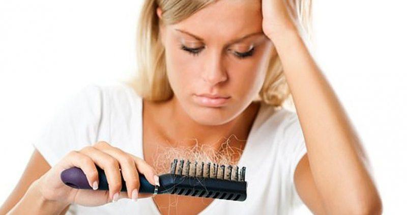 Загрязнения воздуха могут привести к выпадению волос