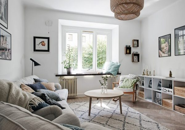 Экологический чистый ремонт квартиры
