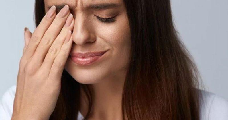 5 простых советов для избавления от сухого глаза