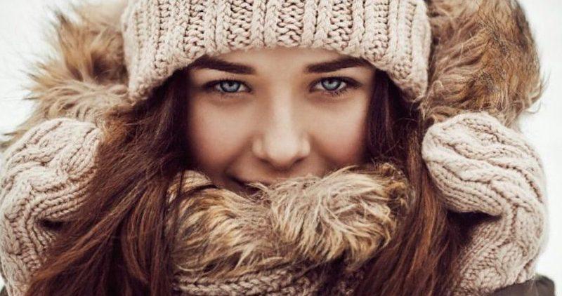 5 модных причёсок для зимы