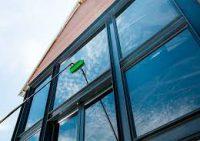 Услуги клининговой компании: Чистка и мытье фасадов
