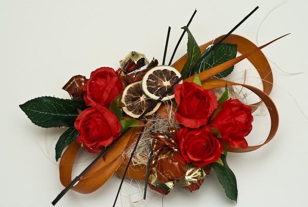 Феерия искусственных цветов