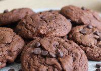 3 рецепта шоколадного печенья с необыкновенным вкусом